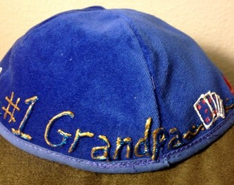 Personalized Kippah for your Loved One