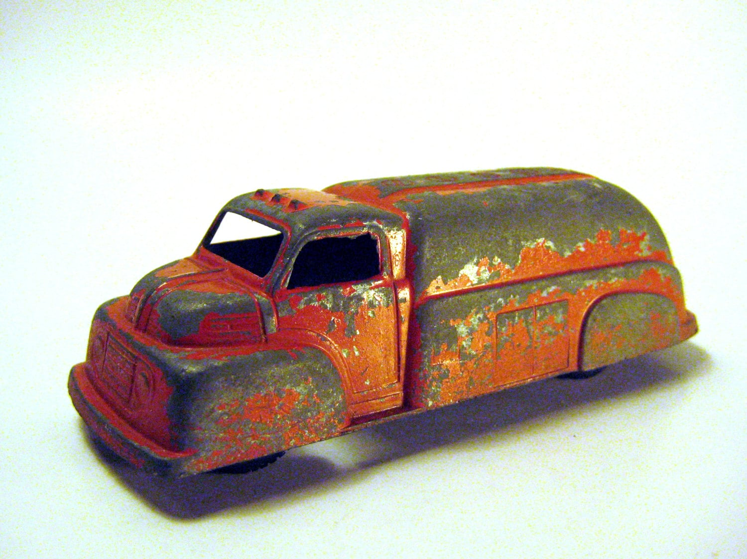 Tootsie Toys Chicago Oil Tanker Diecast Collectible 1940s