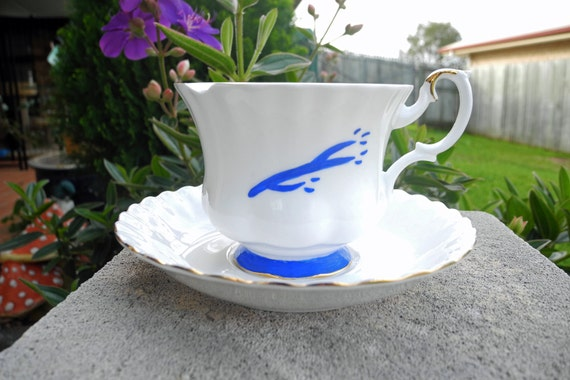 "Once Upon a Time - Belle's ""Chipped Cup"" Inspired MADE TO ORDER"