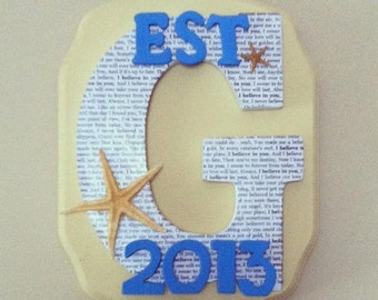 Personalized Decorative Letters