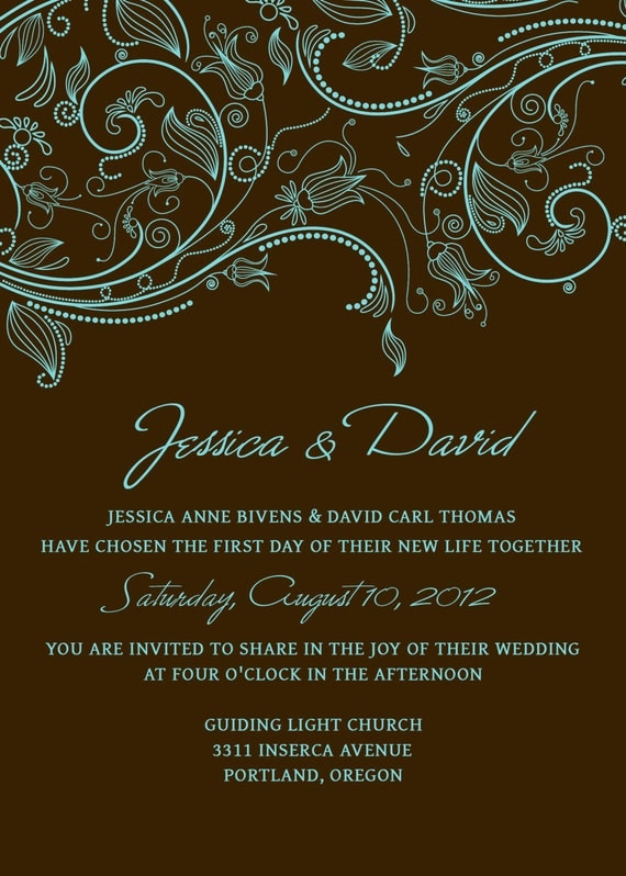 plain wedding invitations movie ticket wedding invitations