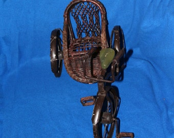 A Vintage Tricycle