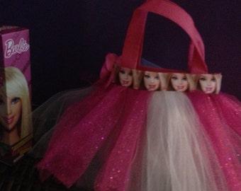 Barbie  tutu purse