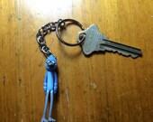 Regular Show Mordecai Keychain