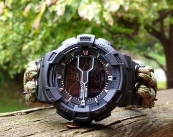 Paracord Armitron Watch