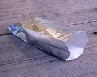 12 Foil Hot Dog Bags - Favor Bag - Treat Bags