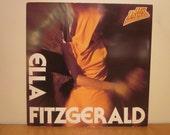 Ella Fitzgerald, Hit parade, vinyl record / vintage jazz vinyl records Ella Fitzgerald / Ella Fitzgerald vinyl record/Collectible jazz album