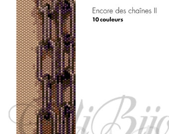 Encore des chaînes II (Chain gang II) - PATTERN