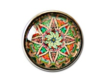 Noosa Style Moroccan Star Snap Charm
