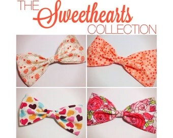 The Sweethearts Collection: LulaBelle Bows
