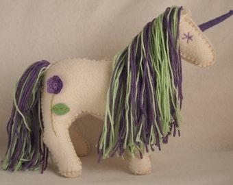 Fleur - Unicorn, Pony