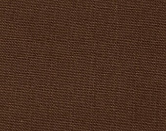 """20 Yard Roll Of 60"""" Potting Soil Brown Duck Cloth (Double Folded)"""
