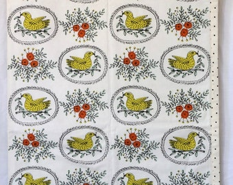 Birds and Roses Australian quilt