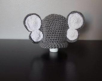 Preemie Elephant Hat