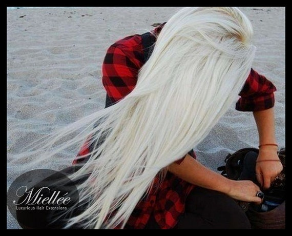 Where Can I Get Really White Blonde Hair Extensions 32