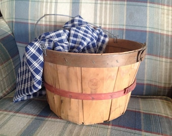 Farmers 1 Peck Basket