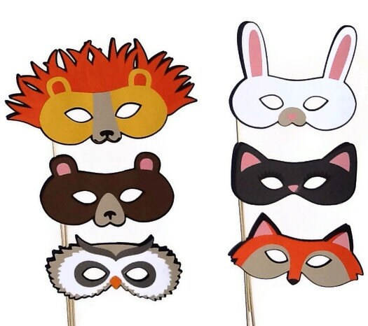 Image Result For Photo Booth Props Masquerade Masks Piece Set By Themanicmoose