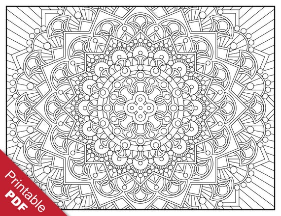 geometric coloring books for adults unavailable listing on etsy