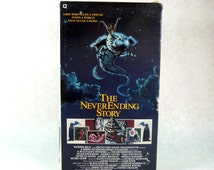 The Never Ending Story VHS, 1991