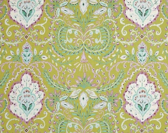 CLEARANCE IKAT Tangier by DENA Designs 1 Yard of  Vine Fabric