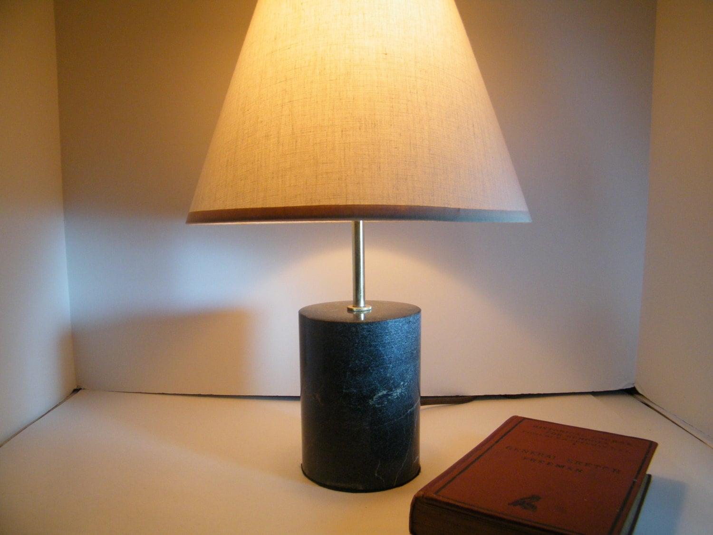 Desk lamp rock lamp stone lamp for Rock lamp