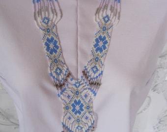 Winter Morning- Traditional Ukrainian Jewelry