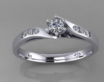 Goregous Classic Diamond Ring