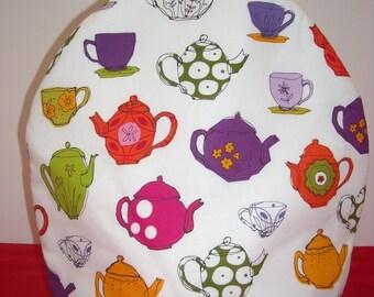 Vibrant Teapots Tea Cozy