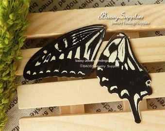 12pcs real butterfly wings,3D Butterfly specimens wings,Real Dried Moth butterflies wings for butterfly bracelet/framed butterflies(Bf003)