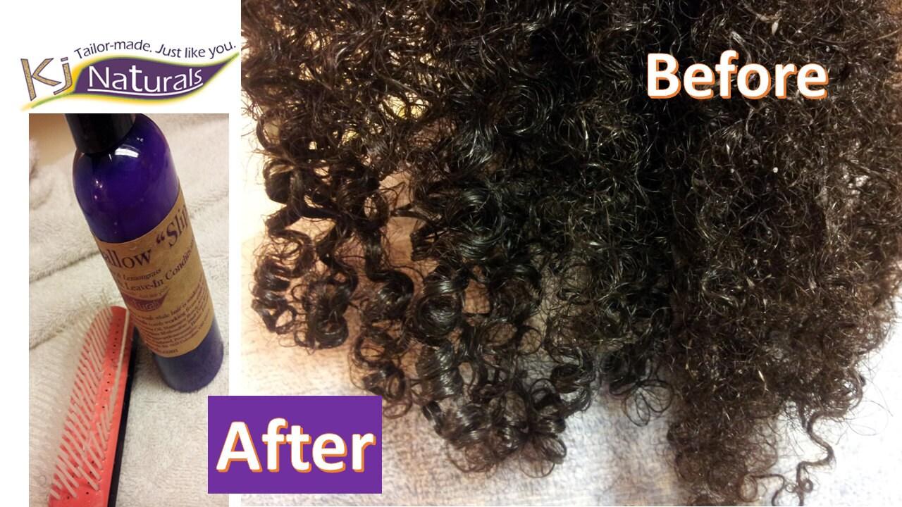Homemade Hair Detangler For Curly Crazy Homemade
