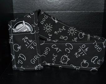 Chalkboard Fun-DSLR Camera Strap Cover