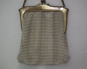 Whiting & Davis Mesh Bag
