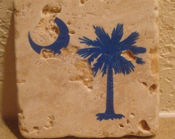 South carolina vinyl tattoo pictures to pin on pinterest for Palmetto tree and moon tattoo