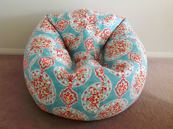 bean bag linen designer mirage boho kids bean bag cover adults bean bag teenagers bean - Childrens Bean Bag Chairs