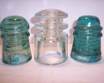 M-8 Three Insulators CD 102, CD 129, CD120.