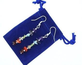 Chakra Earrings Size 60mm