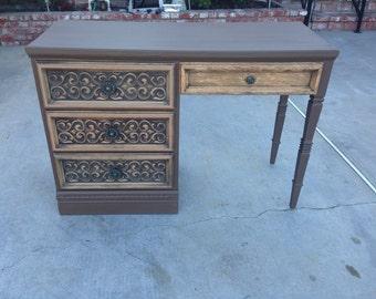 SOLD** Vintage desk