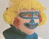 Has bitch Vintage knitting pattern books