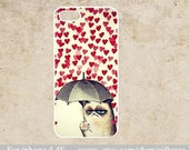 iPhone 4 Case , cats heart Love ,Cut art Cat ,iPhone 4s Case,iPhone 4 4g 4s Hard Case,cover skin case for iphone 4/4g/4s case,More styles - Giftcase
