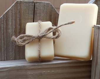 Handmade Unscented Goat's Milk Soap