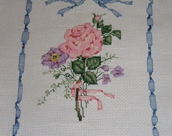 Rose Cross-Stitch