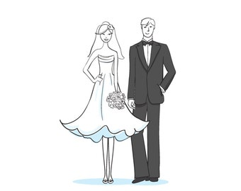 Wedding Coloring Book--For Children at Your Ceremony, Can Be Customized to Fit You