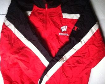 Vintage Wisconsin Jacket
