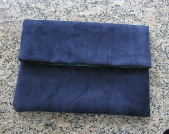 Clutch, Fold over clutch or pouch