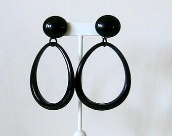 Mod style vintage earrings (RR10)