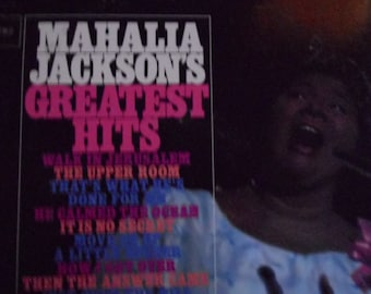 Mahalia Jackson- Greatest Hits