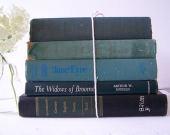 Vintage Book Collection FREE SHIPPING
