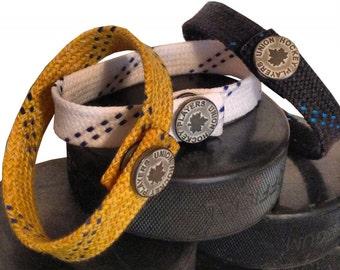 Pro-Stock Hockey Lace Wristy (Bracelet)
