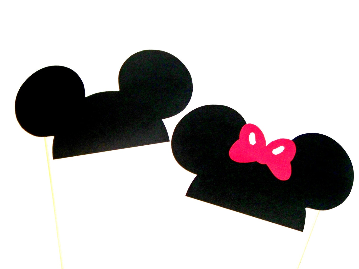 minnie mouse ear template joy studio design gallery Mickey Mouse Ears Outline Mickey Mouse Ears Template