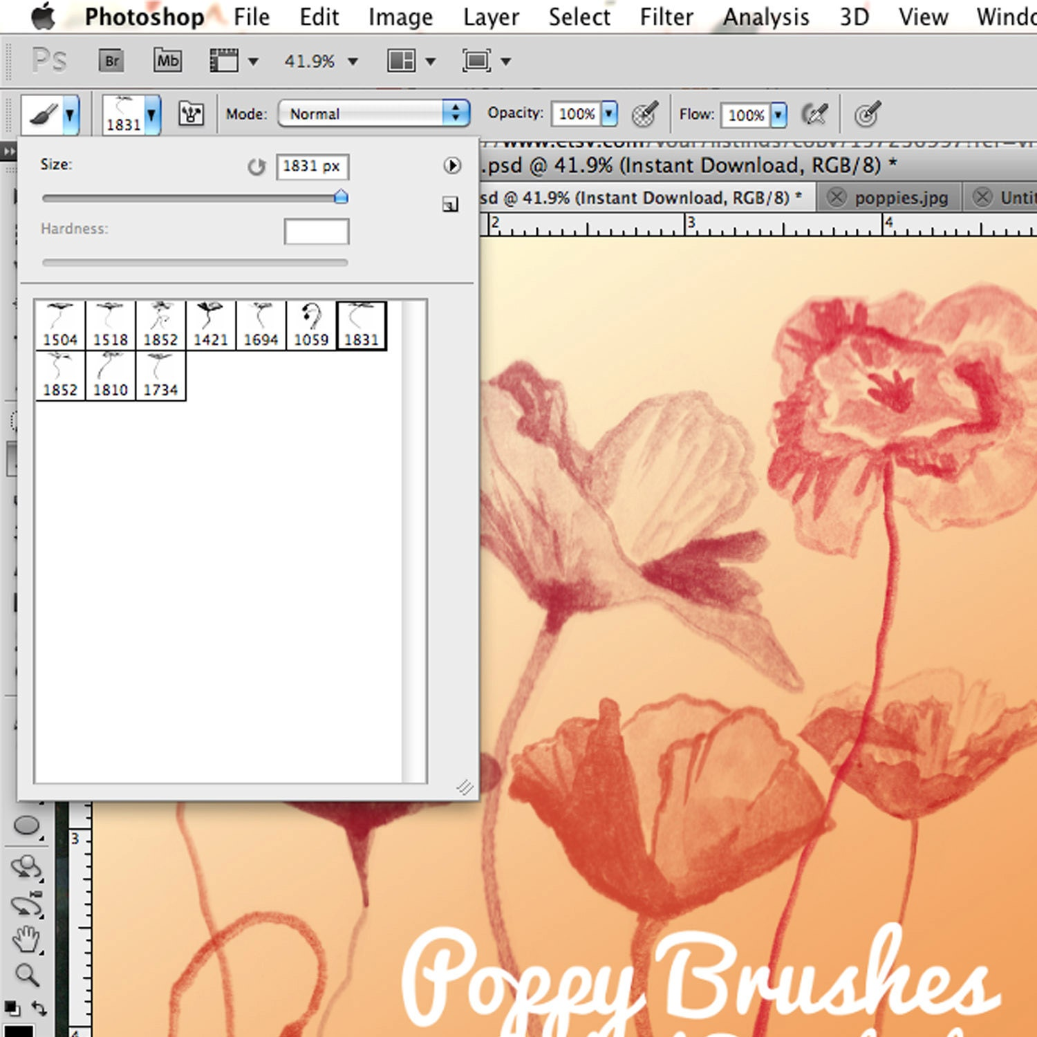How to scrapbook like poppy - This Is A Digital File